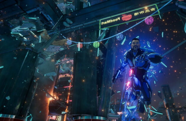 Crackdown Ruffian Games feature