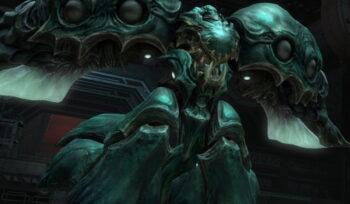 Final fantasy XIV explorer mode boss