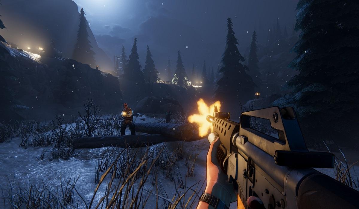 XIII gameplay