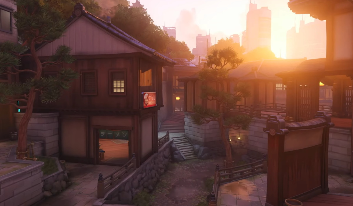 Overwatch 2 kanezaka new map