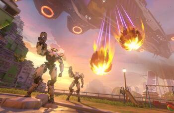 Blizzard Overwatch 2 cinematic shot
