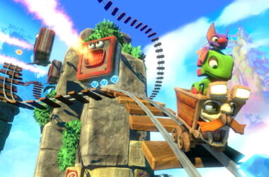 Playtonic games publishing yooka-laylee