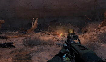 Metro 2033 steam gameplay