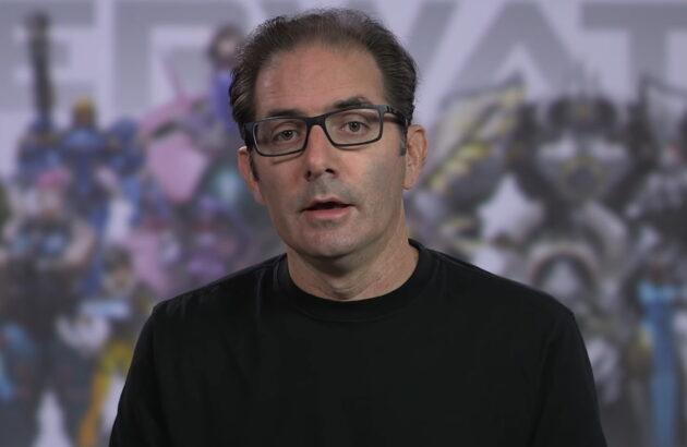 Jeff Kaplan Blizzard stepping down
