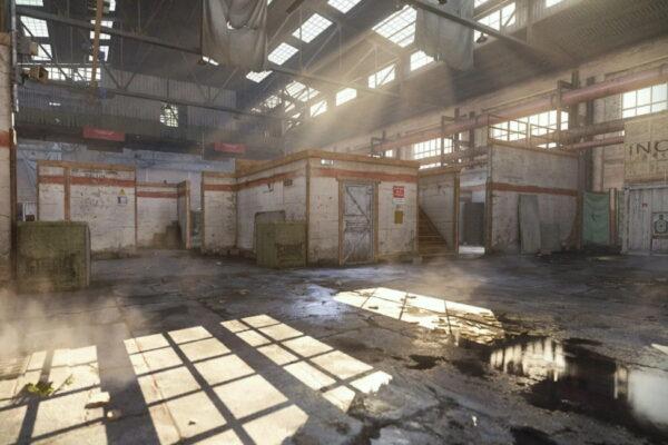 Modern Warfare maps new map Killhouse