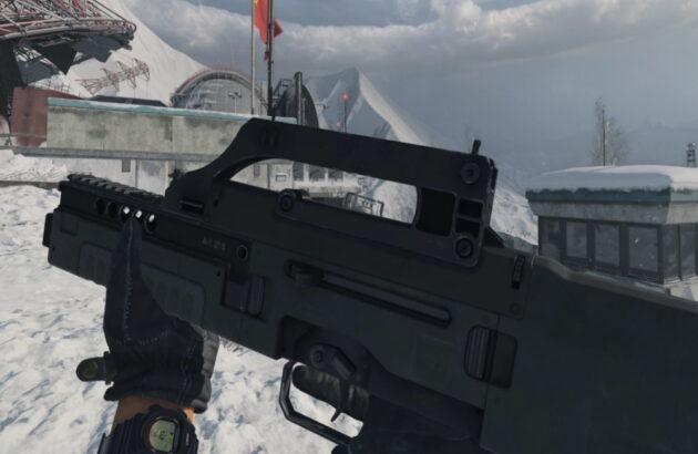 Carv 2 black ops cold war inspect model