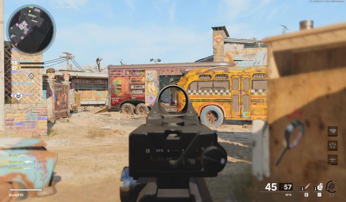 Carv 2 black ops cold war m16 nuketown