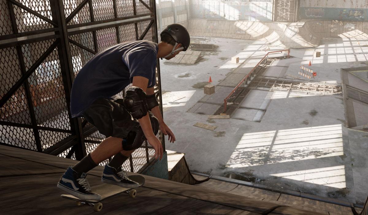 tony hawk jess margera gameplay press image
