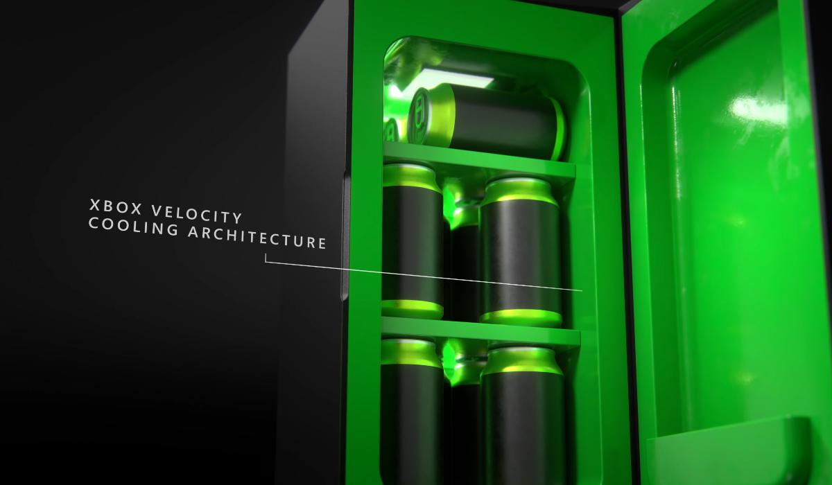 xbox mini fridge technology