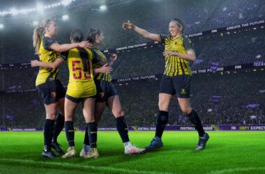 football manager women