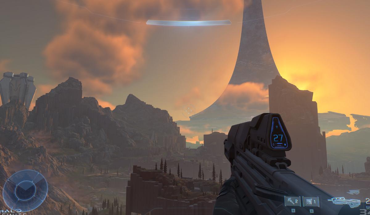 halo infinite MoistCr1tikal gameplay rifle