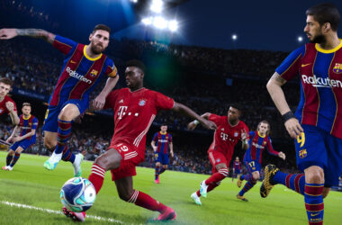 Pro Evolution Soccer 2022 may adopt a free-to-play business model