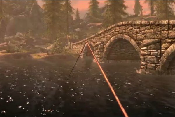 Elder scrolls v skyrim anniversary edition fishing quakecon