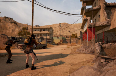 Battle royale PUBG is now called PUBG Battlegrounds for some reason