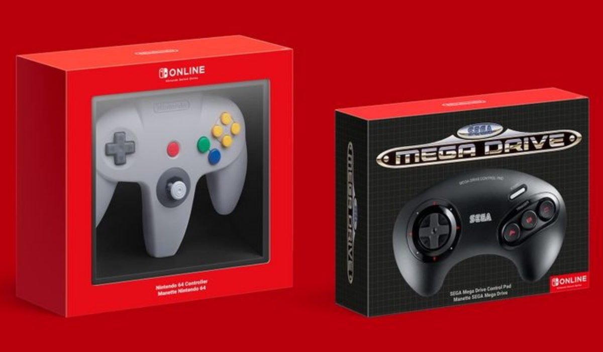 switch online n64 controller