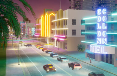 gta trilogy trailer remastered vice city graphics