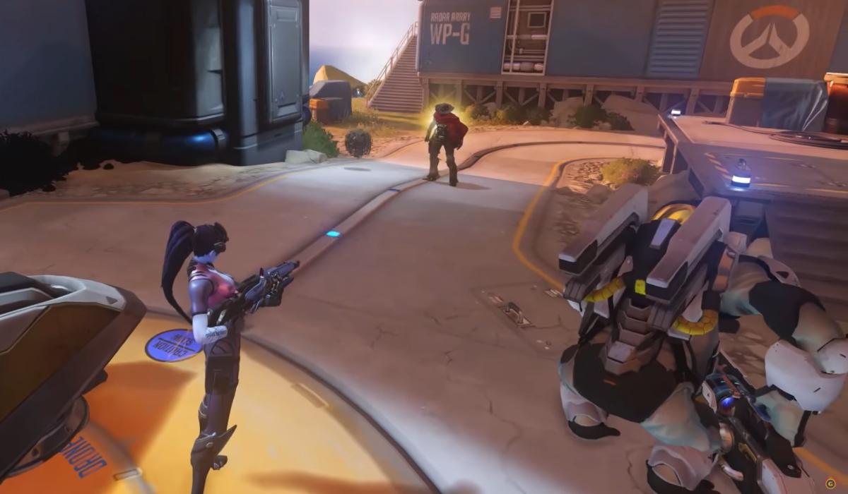 mccree ultimate ability deadeye overwatch